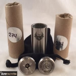 V1 Stainless Steel Full Set by Cartel Mods