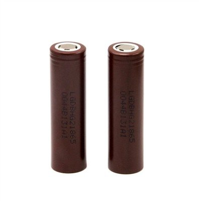 Lg Hg2 3000mah 35a 18650 Battery (Brown)