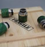 Nolli VS Hybrid Wood Grain Drip Tips