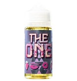 The One Strawberry - By The One E-Liquid
