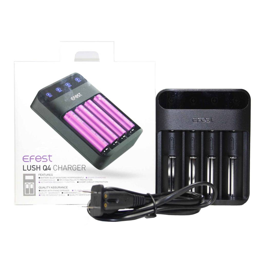 Efest - Lush Q4 Charger