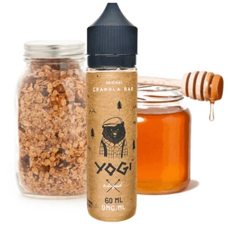 Yogi E-Liquid - Original Granola