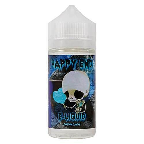 Happy End - Blue Cotton Candy