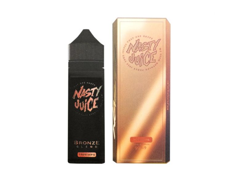 Nasty Juice - Bronze Blend Tobacco