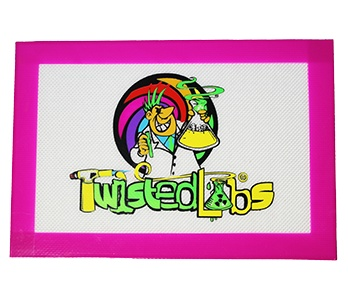 "Twisted Labs Twisted Labs - Silicone Mat 8.5"" x 12"""