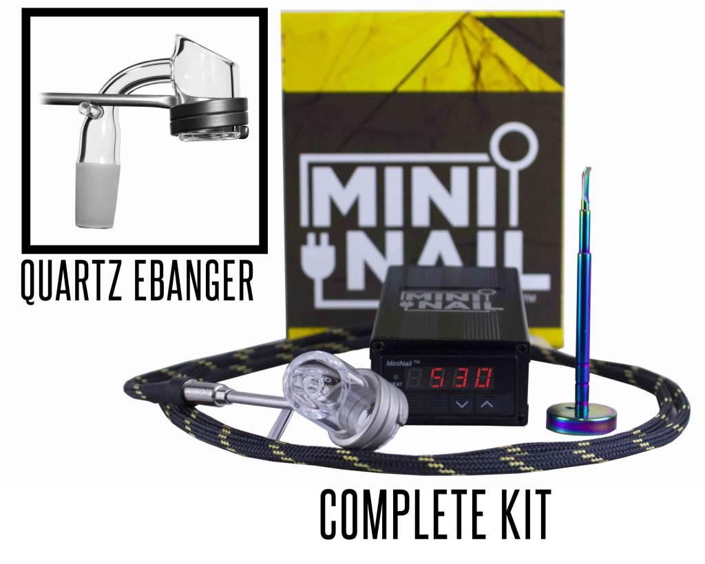 MiniNail MinNail - Quartz Ebanger Micro Enail