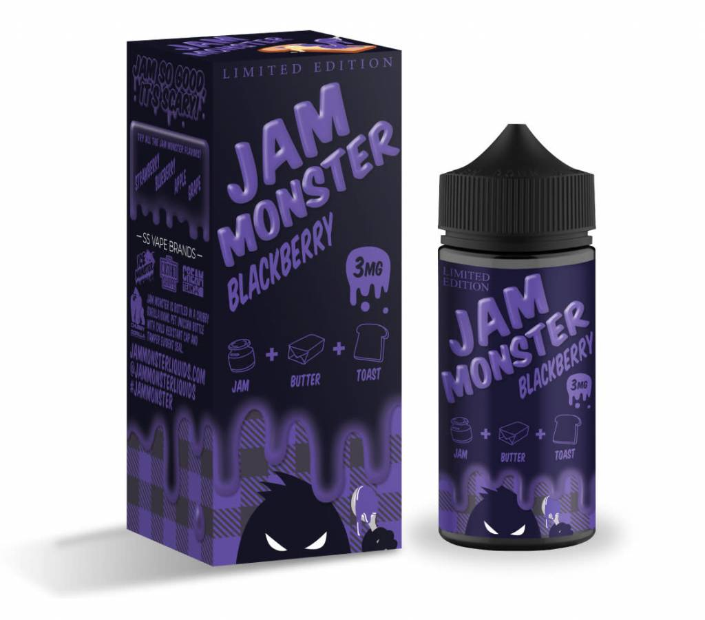 Jam Monster Jam Monster - Blackberry