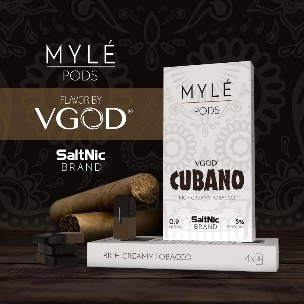 MYLE - Pods (4-Pack)