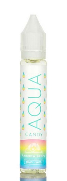 Aqua Aqua Salts - Rainbow Drops