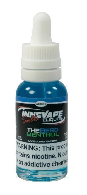 Innevape - The Berg Menthol Salt Nic