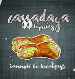 Cazzadaga Liquids Cassadaga Liquid - Cannoli Be Breakfast