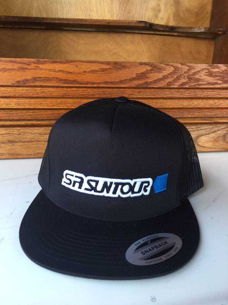 Snapback Hat -SR Suntour One Size Black