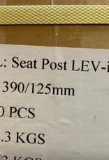 KS KS LEV Integra Seatpost 390mm x 125mm 30.9 with lever