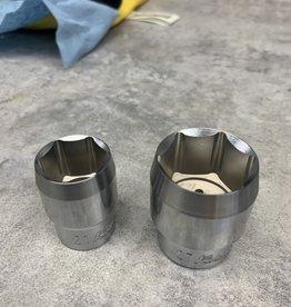 ZFC159-R 21mm shallow socket metal