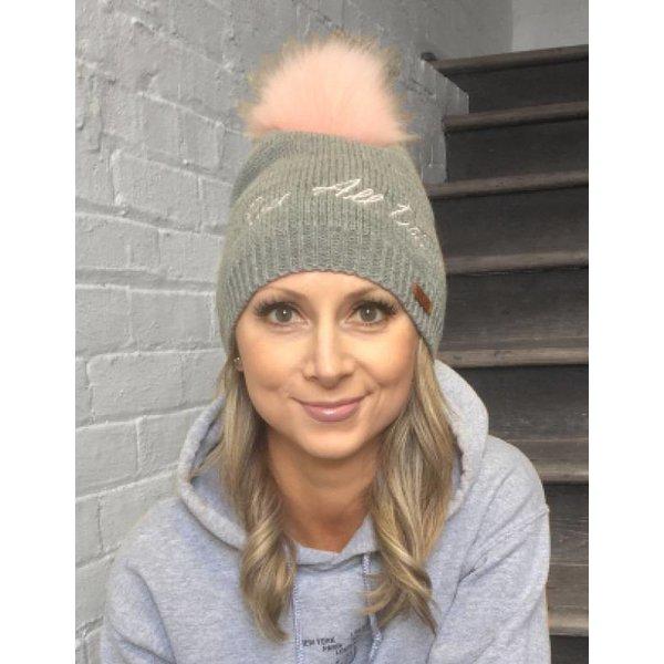 Mariana Rose All Day Pom Pom Hat