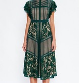 Rigel Dress Green