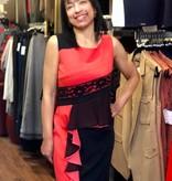 Genoa Coral Dress