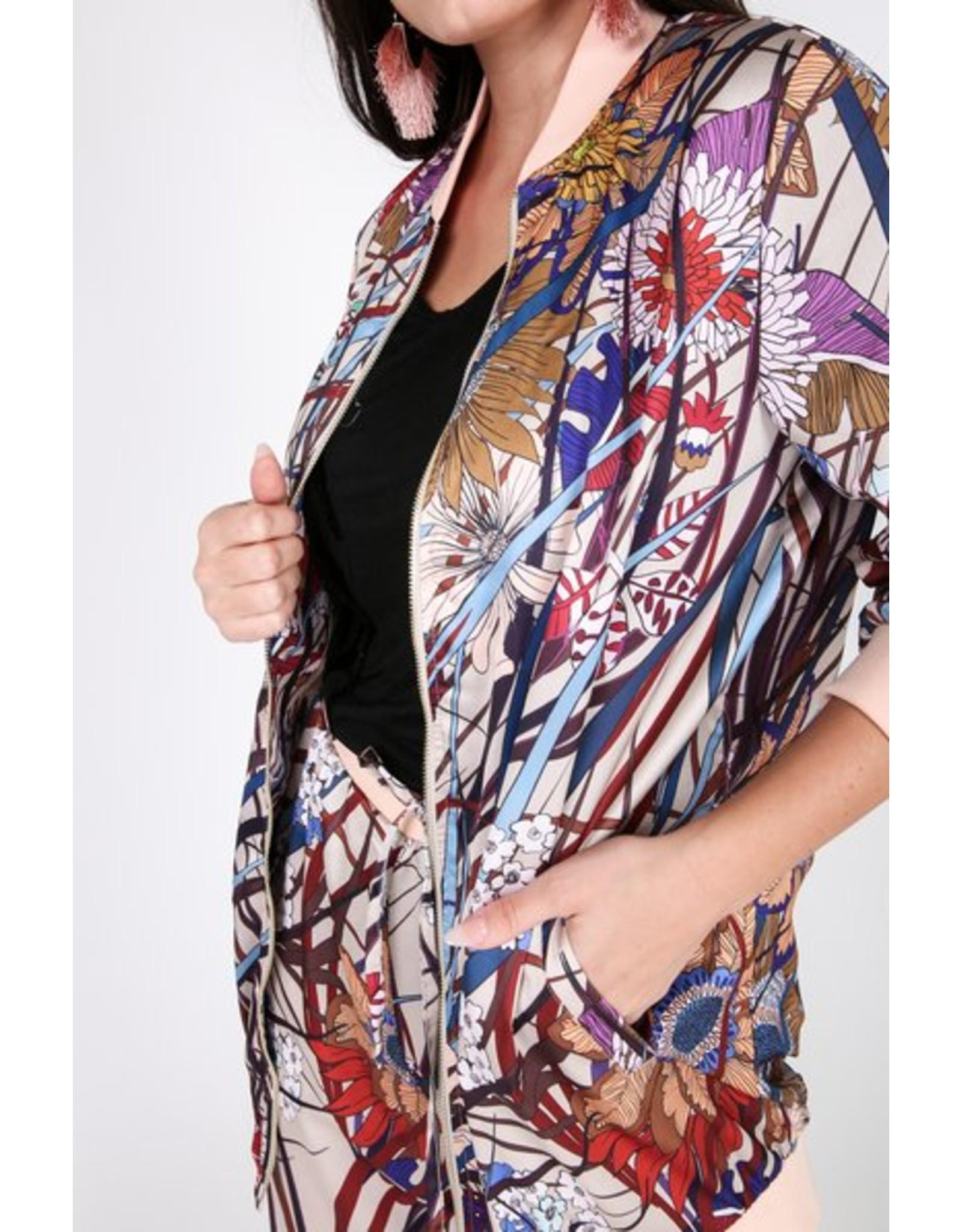 Gina Bomber Jacket