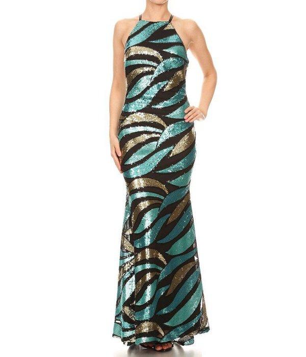 Pelia Dress