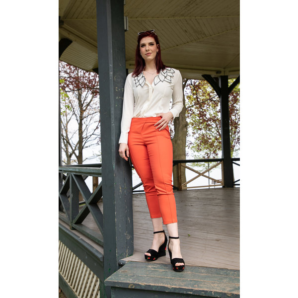Tasmin Pants Orange