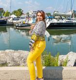 Tasmin Pants Yellow