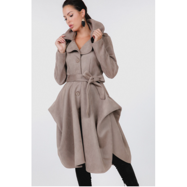 Indira Coat