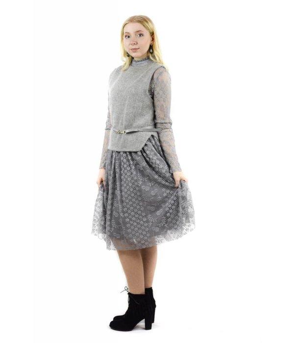 Honey Dress Grey