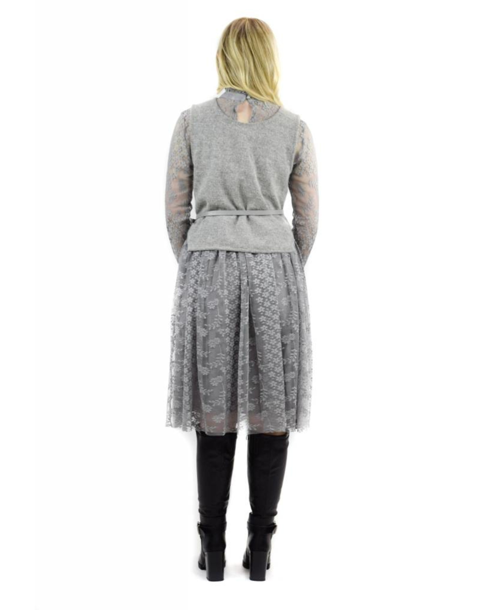 Honey Dress Grey