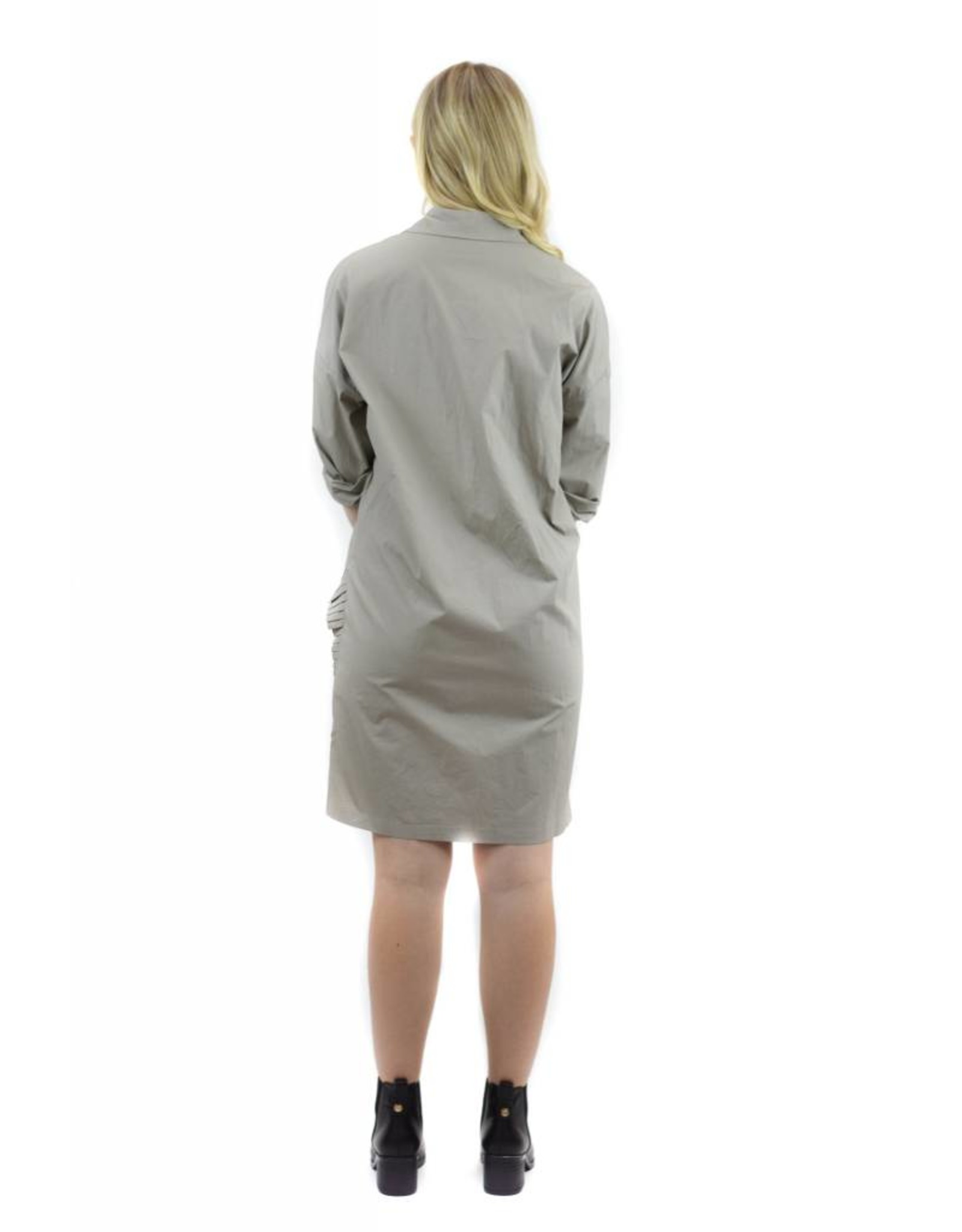 Monet Dress Grey
