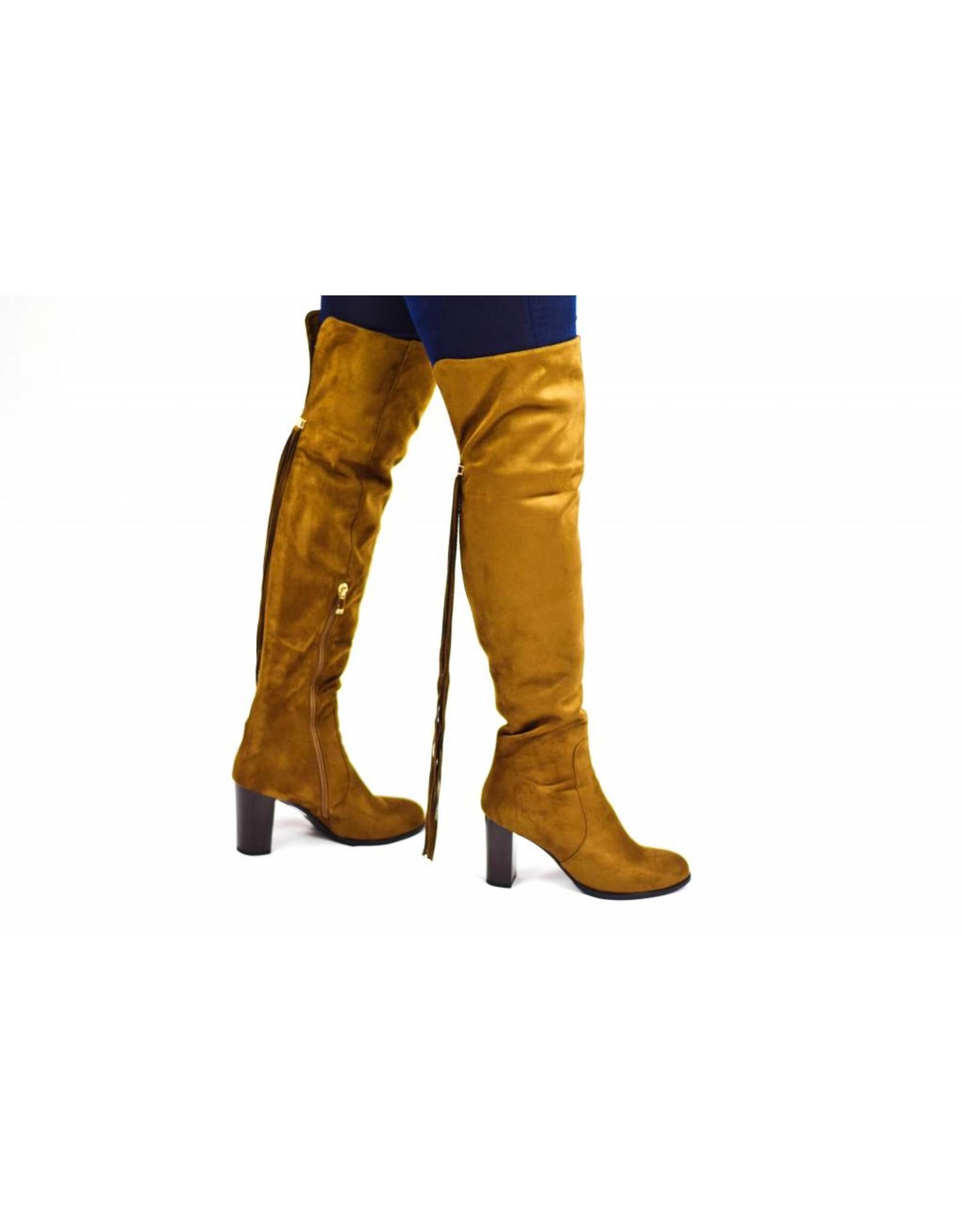 Lauren Boots Camel
