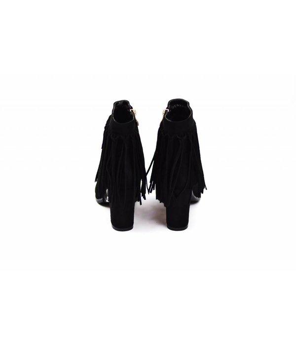 Oxanna Booties Black