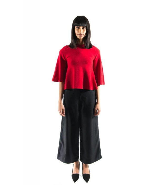 Ashley Sweater Red