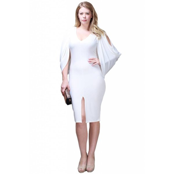 Willa Dress - Ivory
