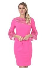 Helena Pink Dress