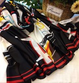 Nautical Scarf Black