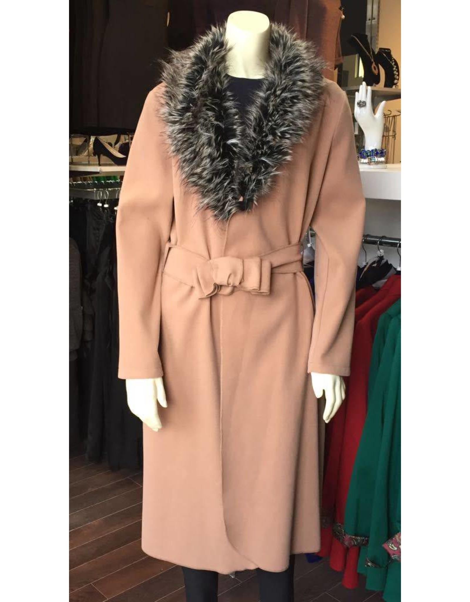 Roberta Coat Camel
