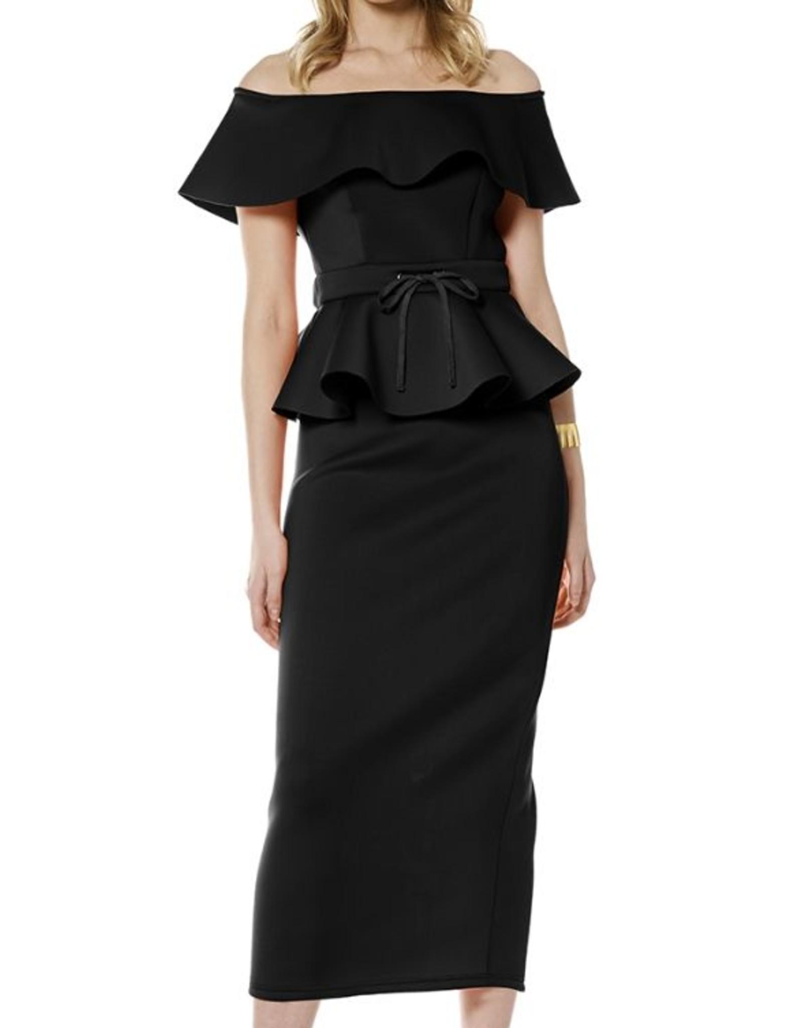 Weylyn Dress Black