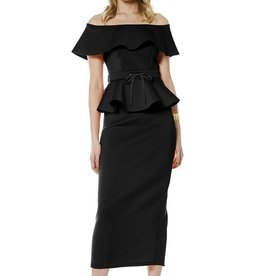 Weylyn Dress Black