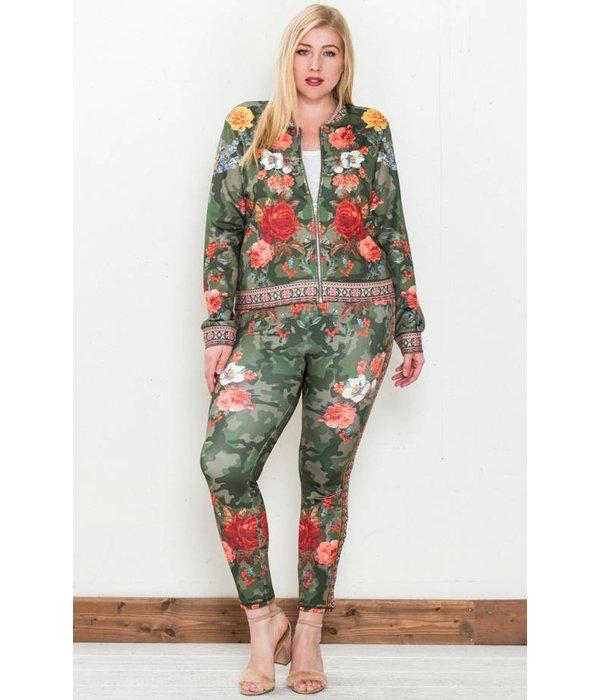 Athena Jacket Set