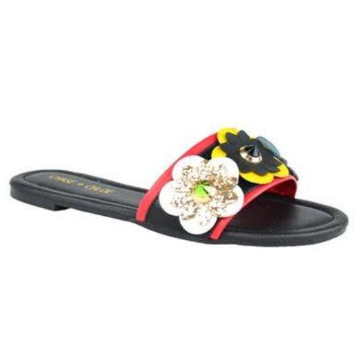 Larsa Flat Slippers