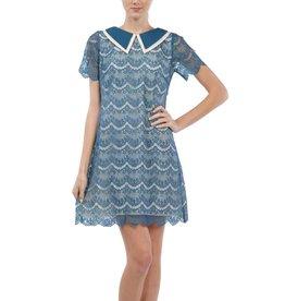 Kim Dress Blue