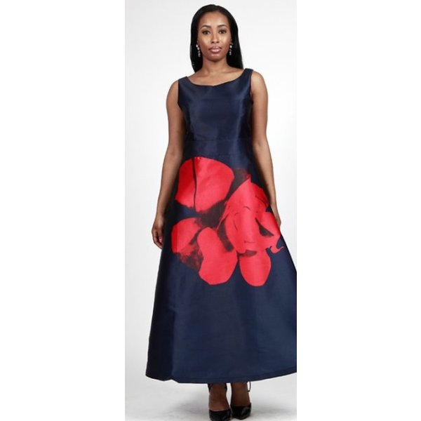 Meliora Dress Navy