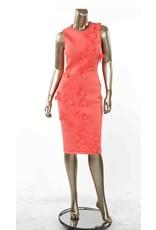Tess Dress Salmon