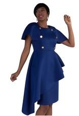 Oceanna Dress Cobalt
