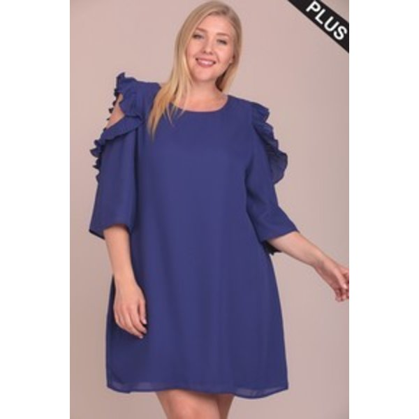 Kandace Round Neck Dress