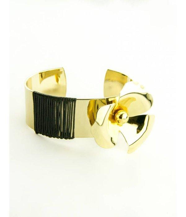 Marisole Gold Bracelet