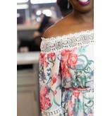 Cassia Dress Multi-coloured