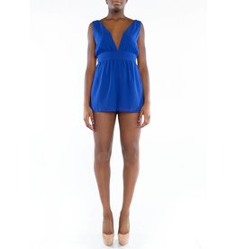 Amaya Romper Royal Blue