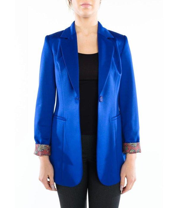 Aviana Jacket Royal Blue