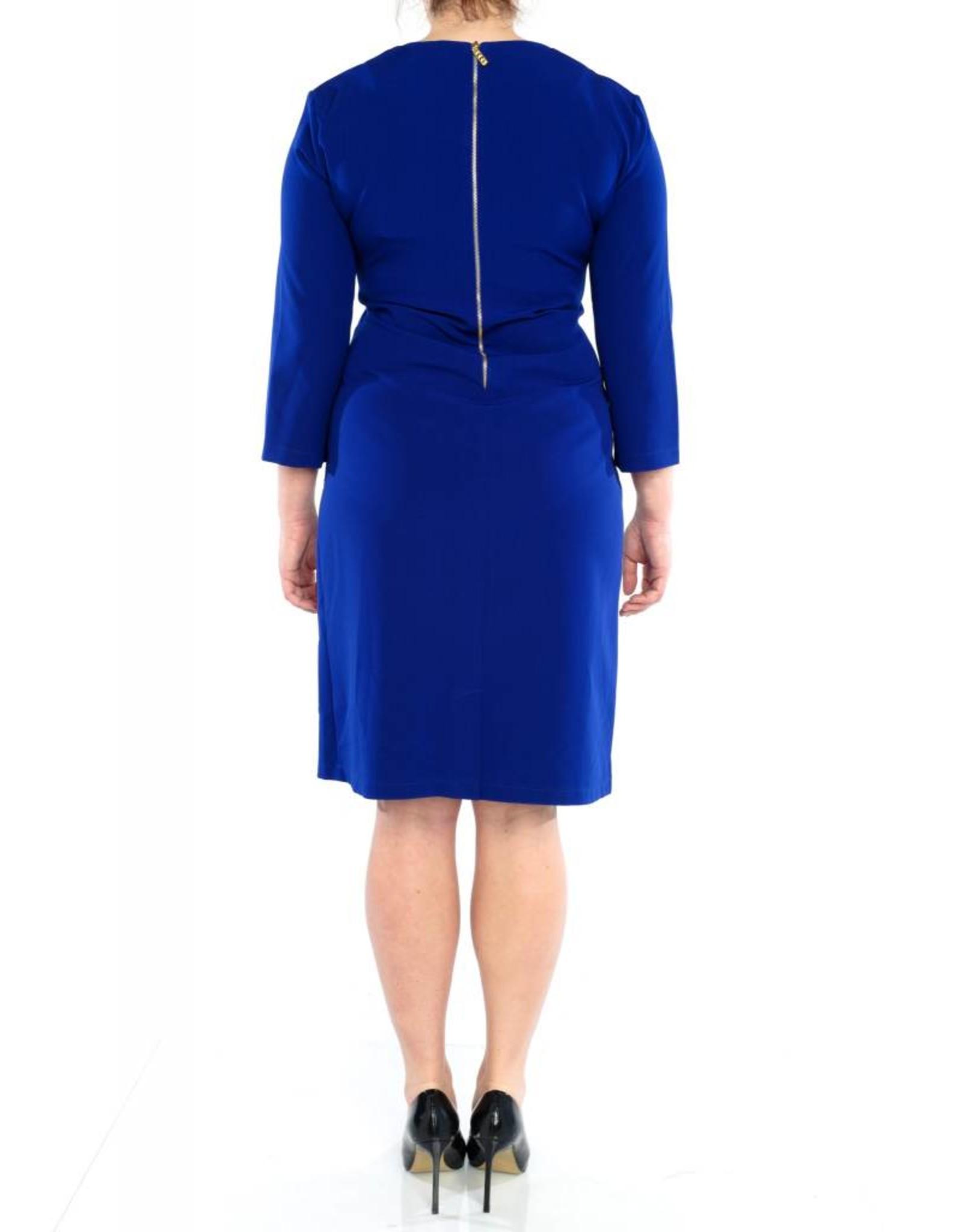 Cali Dress Royal Blue
